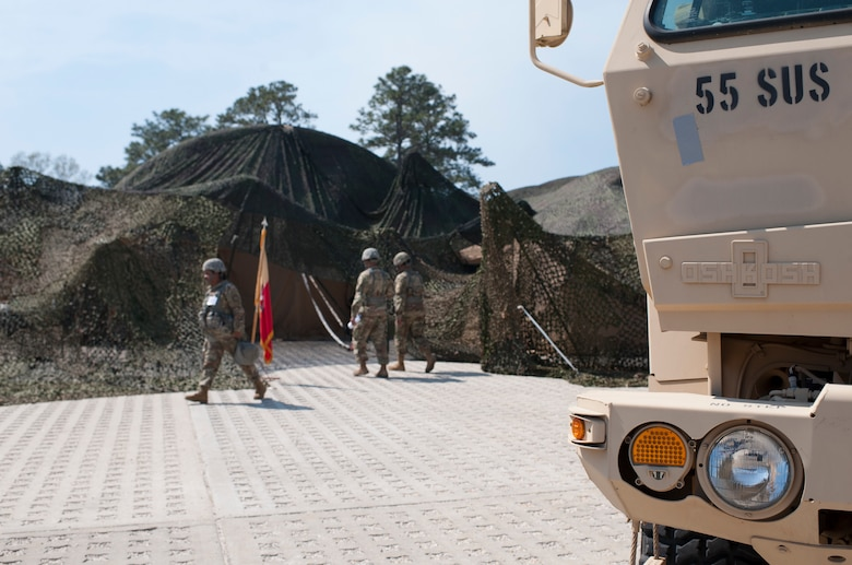 "America's Sustainment Brigade ""Fights Fast"" at CPX-F"