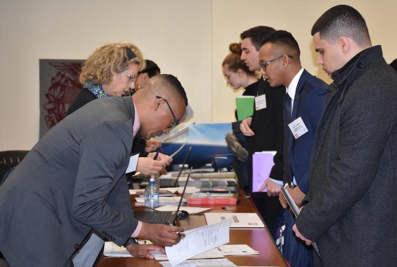 New York District Hosts Career Fair