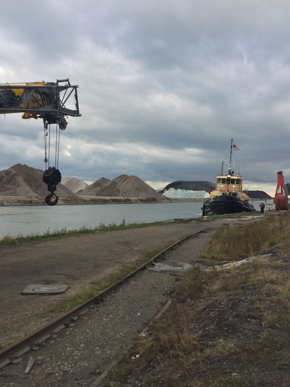 Buffalo, NY – The U.S. Army Corps of Engineers (USACE), Buffalo District awarded a $1.1 million contract to conduct dredging of the federal navigation channel and harbor areas in Ashtabula Harbor during summer 2019.