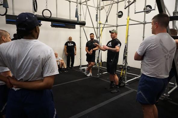 Alpha Warrior evolves physical training