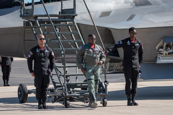 Thunder Over Georgia to feature 2019 F-22 Demonstration Team