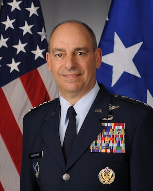 GENERAL JEFFREY L. HARRIGIAN