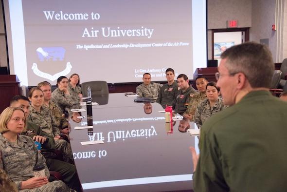 Air University Fellows Program