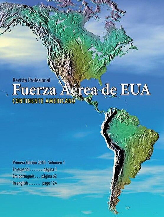 Revista Profesional de la Fuerza Aérea de EUA, Continente Americano, 1ra Edición 2019