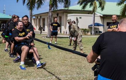 Pacific Army Reserve Games