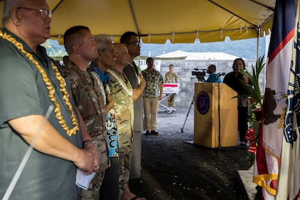 Increasing readiness in the Pacific