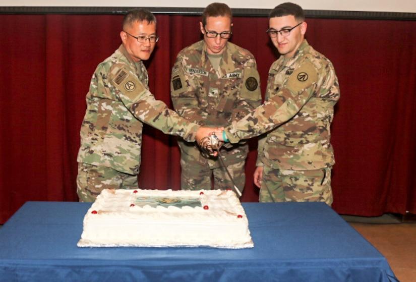 Army Reserve celebrates 111th birthday
