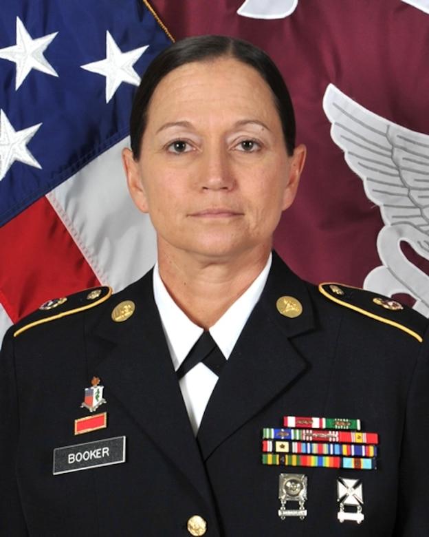 CSM Rebecca M Booker Martin Army Community Hospital