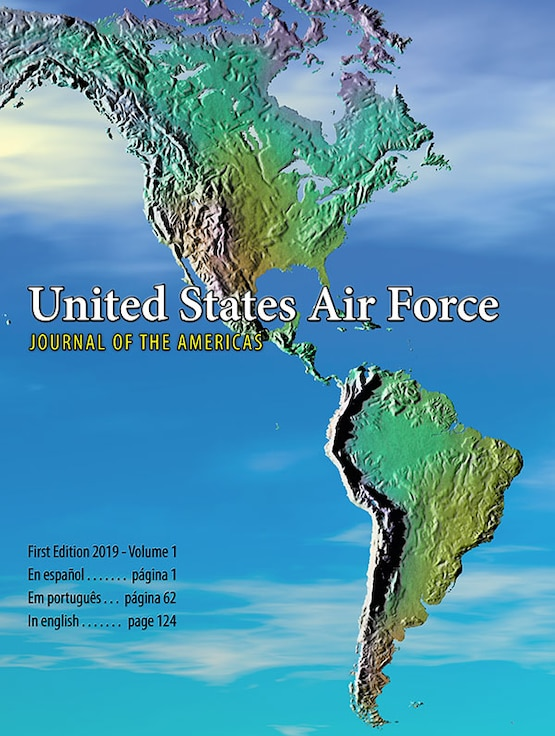 Journal of the Americas Cover in English