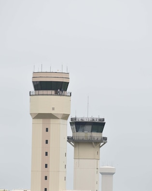 Team McConnell joined leaders from the local community for a ribbon cutting ceremony celebrating the new air traffic control tower today.