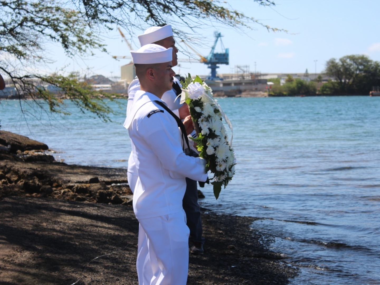 NIOC Hawaii Commemorates 50th Anniversary of EC-121 Shoot down