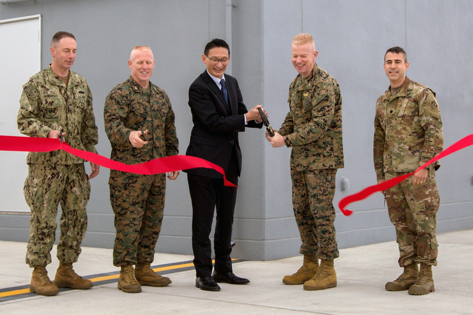 Enhancing and Revolutionizing USMC Capability and Readiness in the Pacific