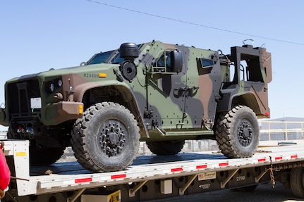 86th Training Division first Reserve unit to receive JLTV