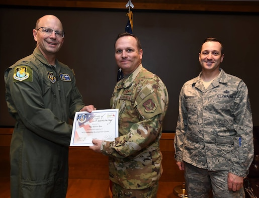 Reservists learn skills to become more effective communicators and leaders during the Travis AFB April 2019 Non-Commissioned Officer Leadership Development Course.