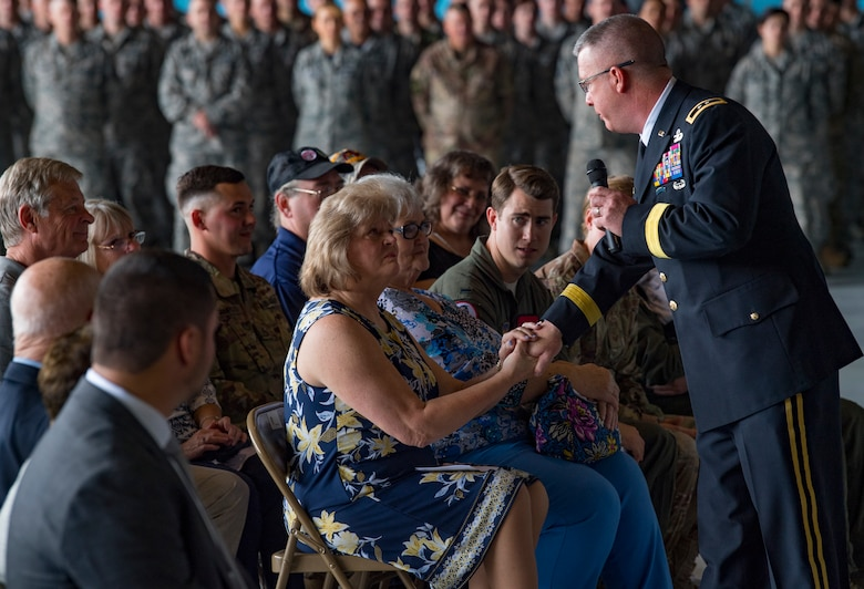 Change of Command, WVANG, WVNG, 130AW