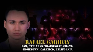 U.S. Army Europe Best Warrior Competition 2019