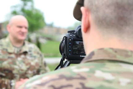 Brigadier General Lestorti Interview