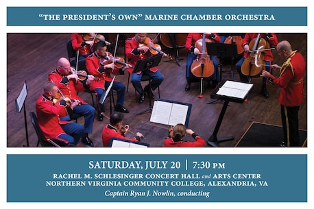 Marine Chamber Orchestra: Summer Series