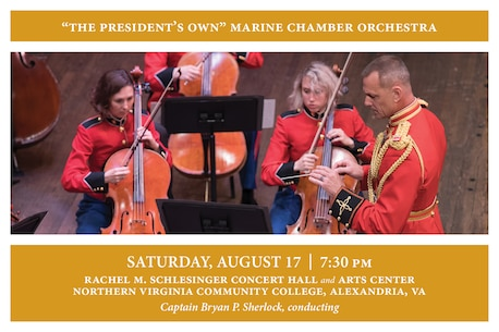 Marine Chamber Orchestra: Summer Series