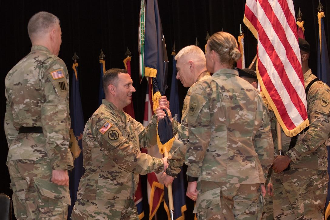 83rd ARRTC welcomes new commander