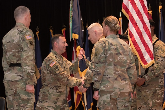 83rd ARRTC welcomes new commander