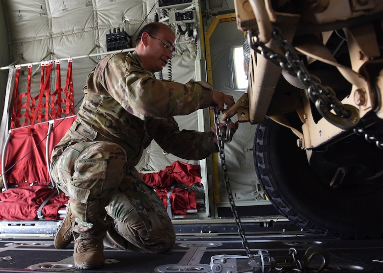 Air Force, Army conduct joint deployment prep exercises