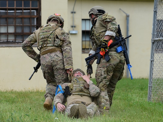 EOD tech attend tactical combat casualty care course