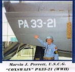 A photo of Marvin Perrett