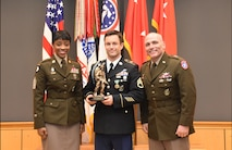 The USAREC 2019 Best Warrior is Staff Sgt. Cayce Watson, Portland Recruiting Battalion, 6th Recruiting Brigade. He will move on to the Training and Doctrine Command competition happening at Fort Rucker, Alabama July 14-19.