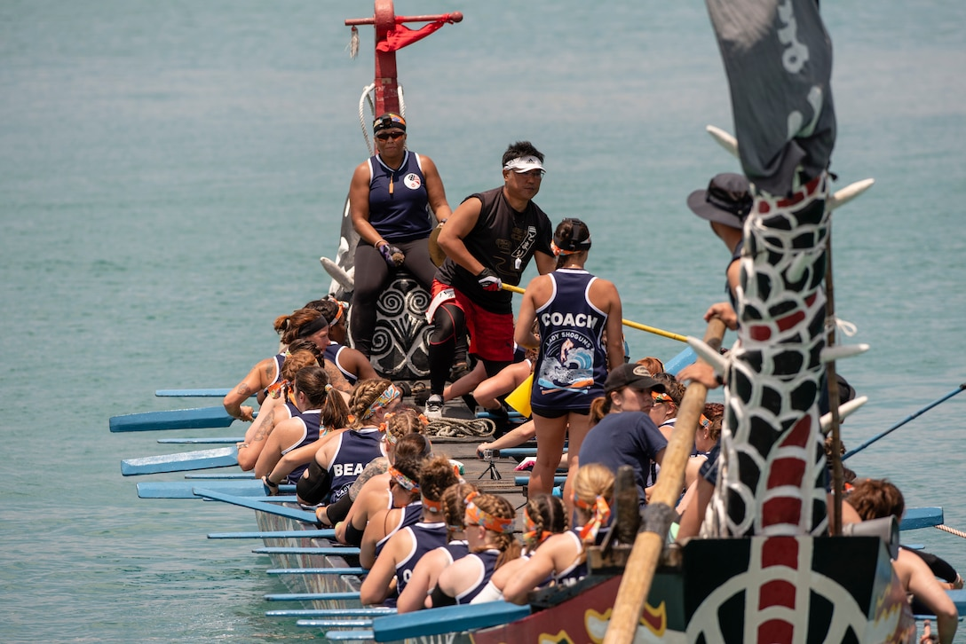 Naha 45th Annual Dragon Boat Race