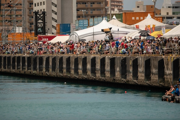 Naha 45th Annual Dragon Boat Race