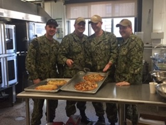 The Defense Logistics Agency Troop Support Subsistence supply chain began providing support to U.S. Navy culinary specialists assigned to submarines in its first ever freeze-dried food pilot program.