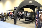 The Army's Decide to Lead exhibit fills the exhibit floor, stealing the show at the recent DECA convention in Orlando, Florida.