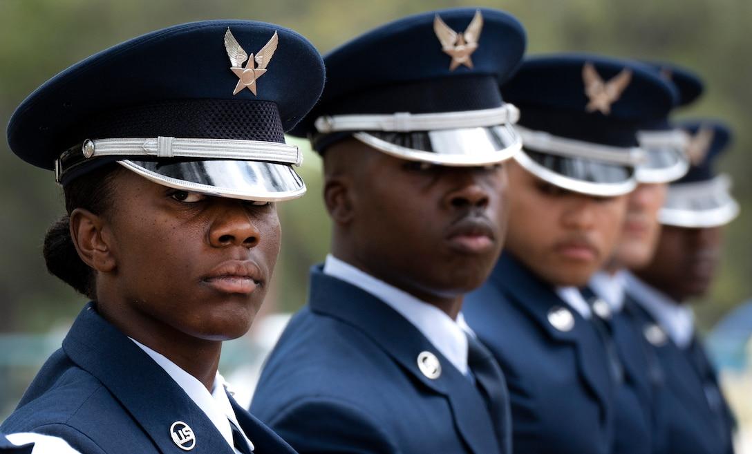 Honor Guard graduation May 2019