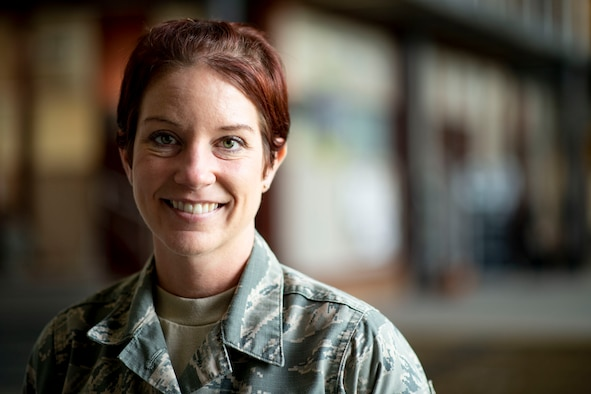 Senior Airman Rita Carter