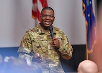 Command chief addresses ABG workforce