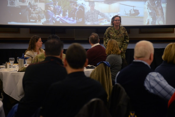 Civic leaders from across the nation visited Malmstrom to learn about the wing's intercontinental ballistic missile mission to more effectively advocate on behalf of Airmen.