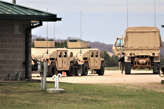 Soldiers with Task Force Fortnite finish Operation Cold Steel III ops at Fort McCoy