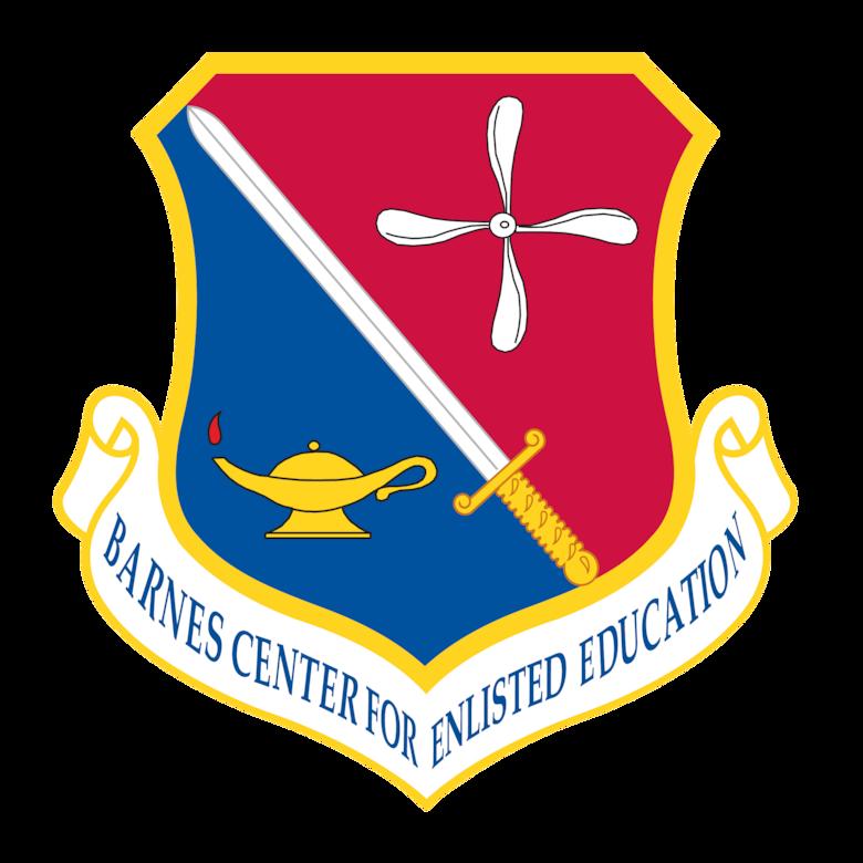 Barnes Center for Enlisted Education shield