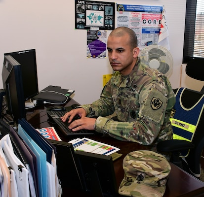 DDSP team selected as a Distinguished Unit of the U.S. Army Quartermaster Corps