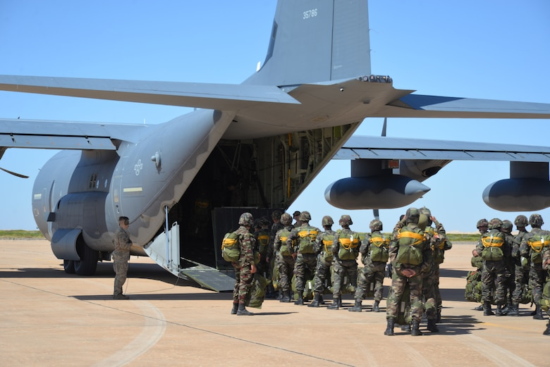 U.S., Morrocan forces increase security capabilities together