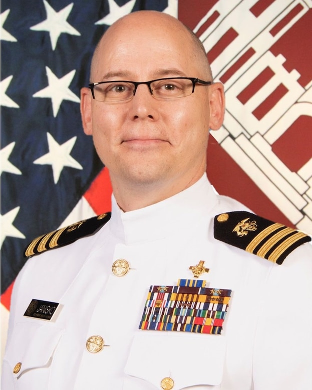 Commander (CDR) Thomas Janisko