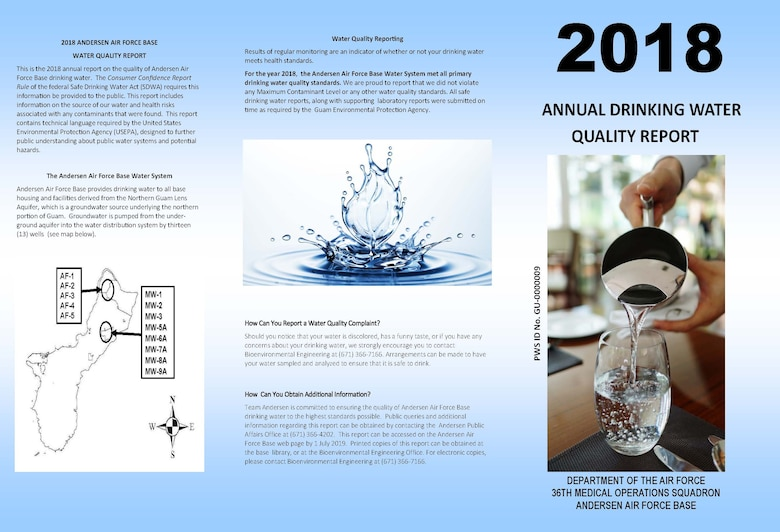 2018 Annual Drinking Water Quality Report