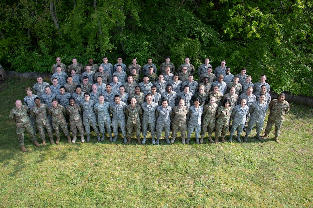 Atlantic Stripe group photo.