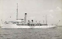 A photo of the cutter Pamlico