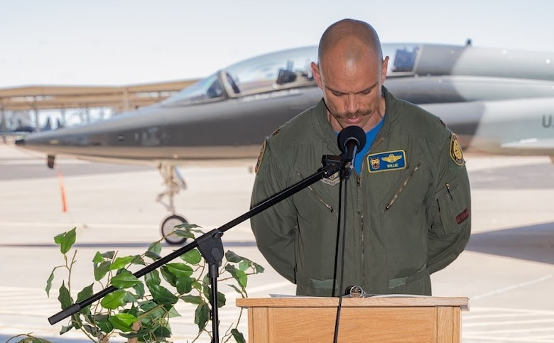 97th FTS welcomes new leadership