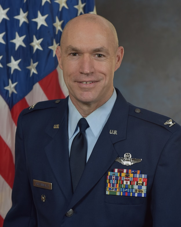Colonel James L. Greenwald biography