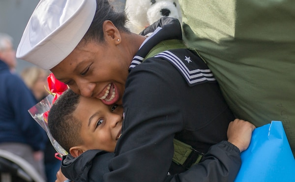 Navy families navigating military life can now find support by downloading the MyNavy Family application which was released in the days leading up to Military Spouse Appreciation Day, May 10. The free app can be found in the Navy App Locker, https://applocker.navy.mil.