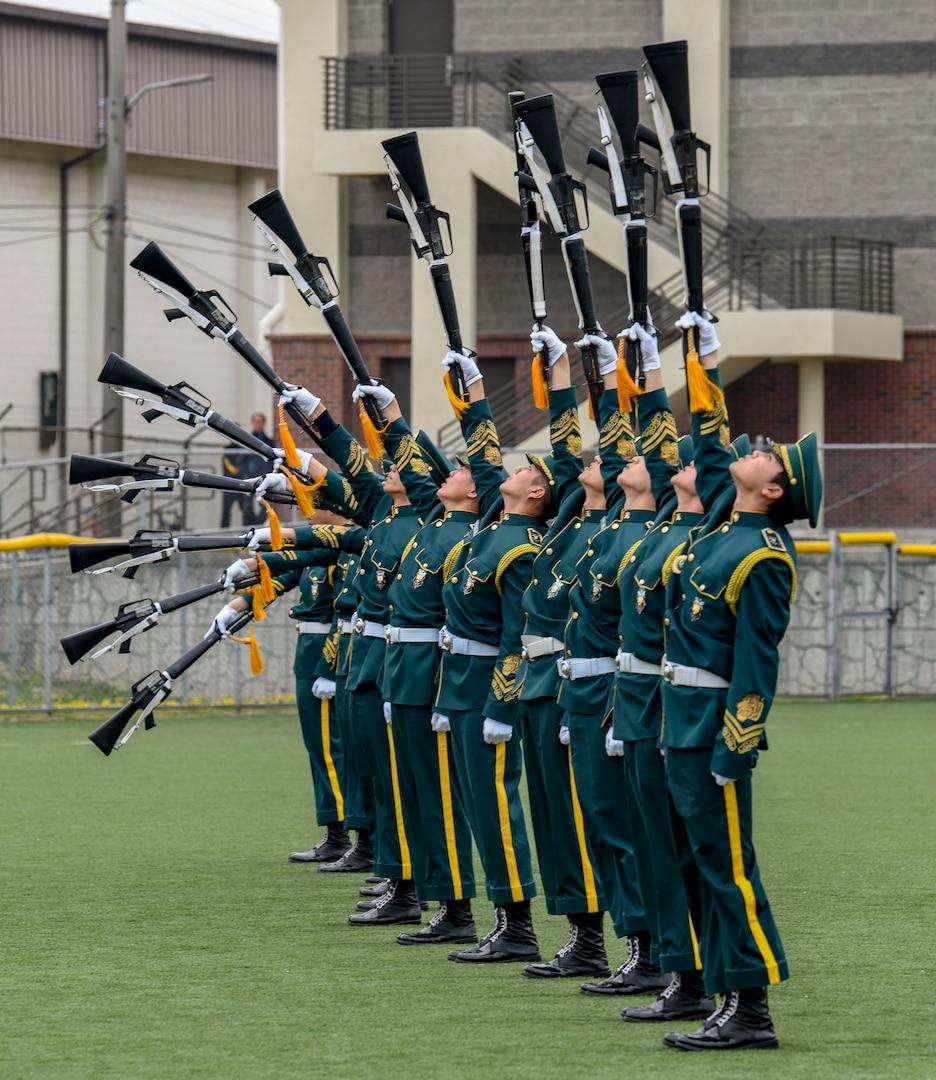 U.S., South Korean Soldiers Strengthen Alliance during Friendship Week