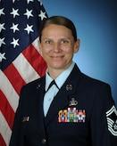 Biography photo of Senior Master Sergeant Sandra H. Wellman